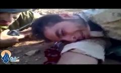 فیلمی تکاندهنده از آخرین لحظههای یک «مدافع حرم»