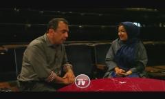 سیامک انصاری: چرا من و همسرم در جاجرود زندگی می کنیم؟