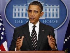 اوباما: لازم باشد با ایران وارد جنگ می شویم