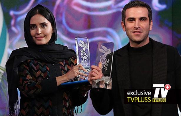 تنها ویدیوی منتشر شده از حواشی و پشت صحنه های جذاب اختتامیه جشنواره فیلم فجر/اختصاصی تی وی پلاس