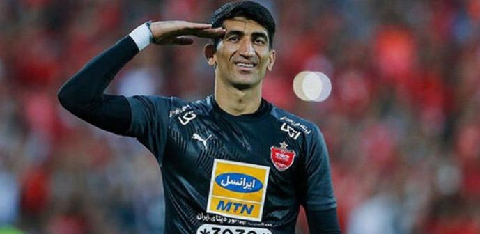 کُد درِگوشی بیرانوند درباره برانکو: خیلی از دستش ناراحت شدم اما بخشیدمش/غلغله ۵ صبحی فرودگاه به افتخار ستاره فوتبال ایران
