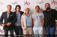 جشن انتشار «نوکوبِ» دارکوب با حضور ستارههای موسیقی و سینما برگزار شد