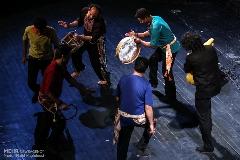 گزارش تصویری کنسرت گروه موسیقی لیان بوشهر
