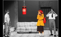 داستان زندگی  دو خبرنگار آس و پاس که رقیب عشقی یکدیگر می شوند/گزارشی از نمایش کمدی هیپوفیز