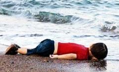 مرگ کودک سوری جهان را تکان داد/فیلم