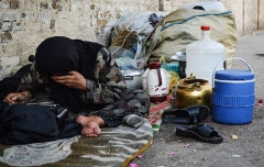 گزارشی از روستایی در ایران که امکانات درمانی ندارد: از مادری که نابینا شد تا پیرزنی که از درد آرزوی مرگ می کند/طرح خشت های سلامت از این نقطه ایران شروع شد