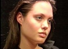 عکسیهایی دیده نشده از آنجلینا جولی در کلاس بازیگری