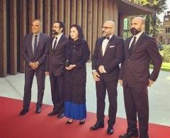 پوشش بازیگران ایرانی در جشنواره ونیز /عکس