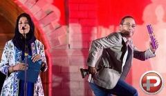 مسعود کیمیایی خوابش برد!/بازیگر 100 ساله سینما در جشن تولدش حرکات موزون انجام داد/رامبد جوان و معتمد آریا روی صحنه ساز زدند/ستاره ها با هم سلفی گرفتند/کفش های صابر ابر در تیررس رسانه ها قرار گرفت - قسمت دوم گزارش جشن خانه سینما