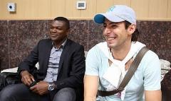 فریدون زندی: دلم برای فیگو سوخت!/سفرنامه اتریش تی وی پلاس به همراه هنرمندان و فوتبالیست های مشهور ایرانی