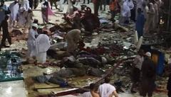 آخرین ویدئوی منتشر شده از لحظه سقوط جرثقیل در مکه