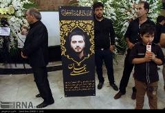 چهره ها در یادبود «علی طباطبایی» /گزارش تصویری