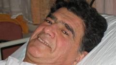 پیام تصویری استاد شجریان به هوادارانش از روی تخت بیمارستان