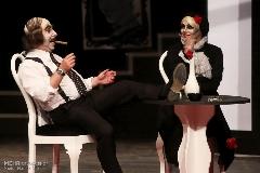 آیین افتتاح نمایش ازدواج آقای می سی سی پی