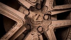 ویدئویی بی نظیر از مراحل ساخت یک شاهکار طراحی صنعتی: لکسوس مقوایی!