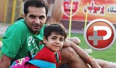 هیچ کس اجازه نمی داد پسر هادی نوروزی بفهمد یتیم شده/تصاویری دردناک از ناباورانه ترین خداحافظی دنیا
