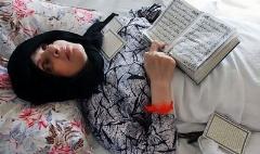 حاجی های معلول کهریزک دور کعبه نمادین طواف کردند/گزارشی از متفاوت ترین عید قربان مسلمانان