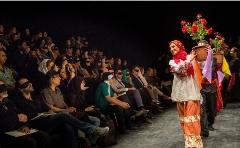 اجرای نمایش گل و قداره ویژه نابینایان /گزارش تصویری