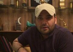 عليخانی تصادف كرد بازداشت شد و از ايران رفت! /عکس
