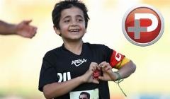 فیلم: وقتی پسر هادی نوروزی کاپیتان پرسپولیس شد و گل زد