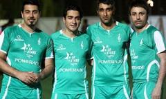 خبر داغ از یک جلسه خصوصی: امضای قرارداد برای تیم فوتبال ستاره های موسیقی و سینمای ایران