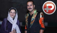 رونمایی میلاد کی مرام از کالکشن ایران باستان برند مشهور کمرون زیگزال: محصولات این برند، ویژه سلبریتی ها و چهره های مشهور است