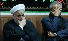 صدایی که اشک حسن روحانی را جاری کرد/فیلم