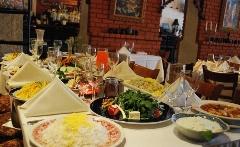 یک تجربه ی خوشمزه: تست غذای ایرانی در ناف آمریکا