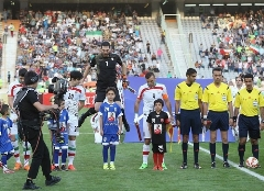 کاپیتان نوروزی در ترکیب تیم ملی ایران