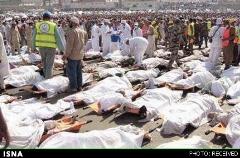 17 زائر مفقود فاجعه منا در مکه دفن شدند