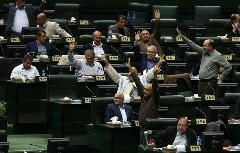 گزارش تصویری از جنجال برجام در مجلس