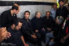گزارش تصویری مجلس ترحیم مرحوم هادی نوروزی