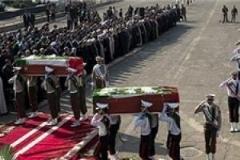 مراسم تشییع جانباختگان منا از مقابل دانشگاه تهران برگزار میشود
