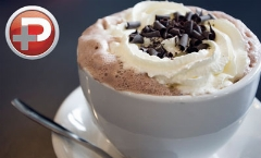در کافی شاپ تی وی پلاس، طرز تهیه محبوب ترین نوشیدنی پاییزی را بیاموزید: هات چاکلت