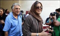 تجمع اعتراض آمیز رضا کیانیان، مهتاب کرامتی و سینمایی ها به حادثه مکه/گزارش تصویری