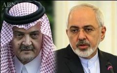 ظریف ال سعود را شست و کنار گذاشت!