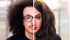عکس العمل دخترها به رژ لب زدن پسرها+ویدئو