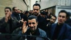 بادیگارد محمود احمدی نژاد شهید شد + عکس