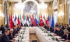 تصاویر نشست وین درباره بحران سوریه