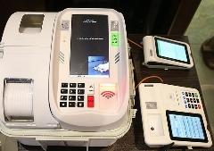 گزارش تصویری رونمایی از دستگاه اخذ رای انتخابات