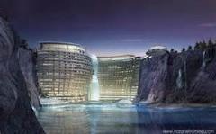 عمیق ترین اتاق هتل جهان/ویدیوهای مردمی