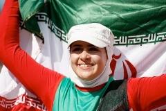 بانوی تیرانداز ایرانی در تایلند تاریخساز شد؛ زهرا نعمتی مسافر المپیک شد