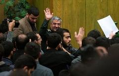 گزارش تصویری همایش ضدامریکایی در دانشگاه تهران