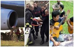 پاریس در التهاب شدید: یک داعشی خود را در رستوران منفجر کرد!/مسابقات فوتبال در اروپا لغو شد/هواپیماهای فرانسوی فرود اضطراری آمدند/ بسته خبری تی وی پلاس