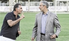 ورود وزارت شایعه نبود! /کفاشیان: به کیروش میگویم من هم مانند اسدی کارمند فدراسیون هستم