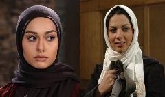 واکنش دو بازیگر زن به کشف حجاب دو بازیگر زن دیگر!
