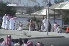 انتشار فیلم یک توریست از مراسم گردن زنی در عربستان /عکس