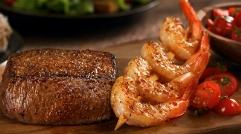آشپزخانه تی وی پلاس: میگو کباب چوبی با کلی مخلفات خوشمزه/به سبک آقای سرآشپز