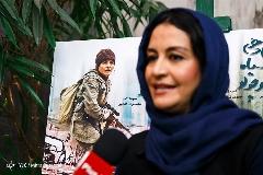 مریلا زارعی، همایون ارشادی و بابک حمیدیان در اکران خصوصی «ماهی سیاه کوچولو» /گزارش تصویری