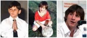 نابغه 9  ساله فوتبال که لقب مسی آینده را دارد/ویدئوهای مردمی